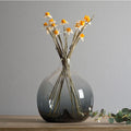 Big Belly Glass Vase - lovedécorart