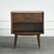 Brown Wooden Small Nightstand - lovedécorart