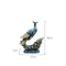 Phoenix Shaped Red Wine Rack - lovedécorart