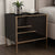 Double Drawer Wooden Small Nightstand - lovedécorart