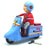 Big Board Motorcycle Adult Collection Tin Wind-up Toy - lovedécorart
