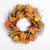 Christmas Rattan Maple Leaf Wreath - lovedécorart