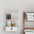 Modern Wall Rack - lovedécorart