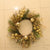 Rattan Gold Powder Apple Wreath - lovedécorart