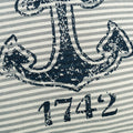 Boat Anchor Printing Pillow - lovedécorart