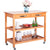 Kitchen Trolleys with Drawers and Shelves Solid Wood Trolleys - Only Available for Buyers in USA - lovedécorart
