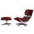 Eames Hotel Leisure Leather Lounge Chair- Only Available for Buyers in USA - lovedécorart