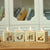 Wooden Letter Contracted Romantic Candle Stand - lovedécorart