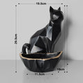 Resin Cat Storage Box - lovedécorart