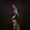 Retro Golden Resin Dancer Sculpture - lovedécorart