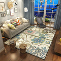 Rectangular Rugs With Flowers and Birds - lovedécorart