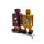Small Steel Teeth Robot Adult Tin Collector Wind-up Toy - lovedécorart