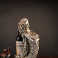 European Resin Red Wine Holder - lovedécorart