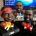Q Version of NBA Basketball Star Football Star Doll - lovedécorart