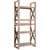 4 Floors of Bookshelves Solid Wood Storage Rack Plant Flower - Only Available for Buyers in USA - lovedécorart