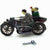 Three-wheeled Motorcycle Tin Wind-up Toy - lovedécorart