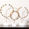 Garland Shape Golden Decorative Objects - lovedécorart