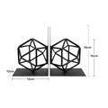 Geometry Shape Decor Bookends - lovedécorart