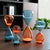 Colorful Sand Color Simple Hourglass - lovedécorart