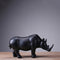 Rhinoceros Sculpture Decor Objects - lovedécorart