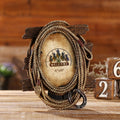 Western Cowboy Style Picture Frame - 09 - lovedécorart