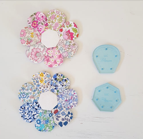 MINI Blossom Flower - EPP Templates and Papers Options Available