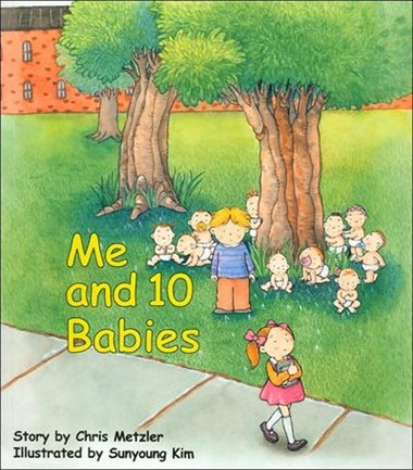 Me and 10 Babies Book