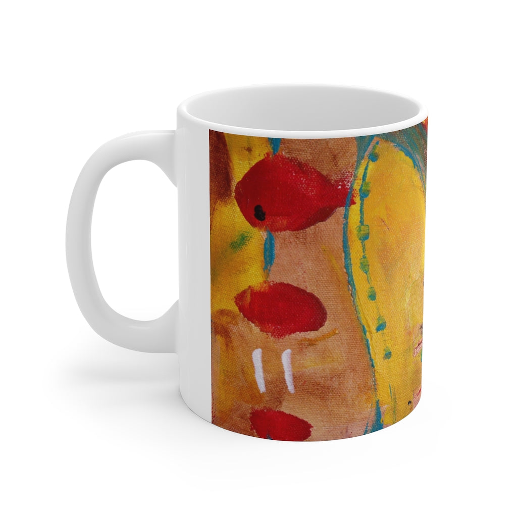 Third Eye - Mug 11oz