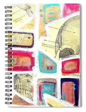 Inside Out - Spiral Notebook