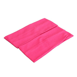 Better Body Yoga Elastic Headbands (2pcs Set)