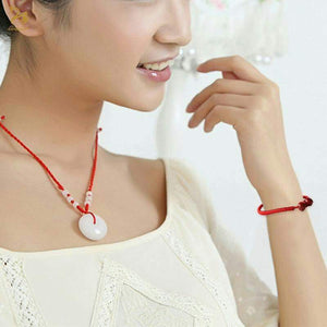 Red String Lucky Bracelet