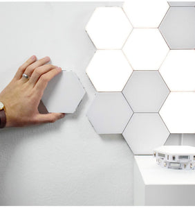 Hexa Touch Quantum Light