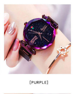Starry Quartz Watch