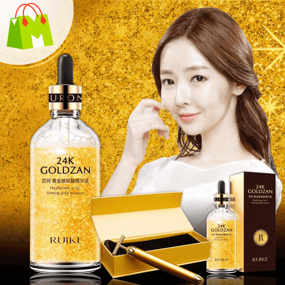 24K Goldzan Serum