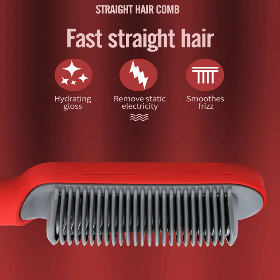 hair straightener 3 in 1
