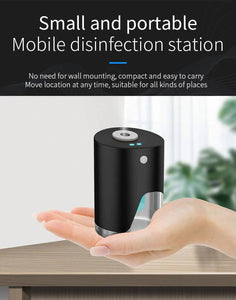 Smart Hand Sanitizer Dispenser