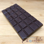 Dark Chocolate Bar - Personalisation available