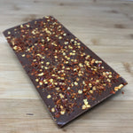 Deluxe Milk Chocolate with Chilli Bar