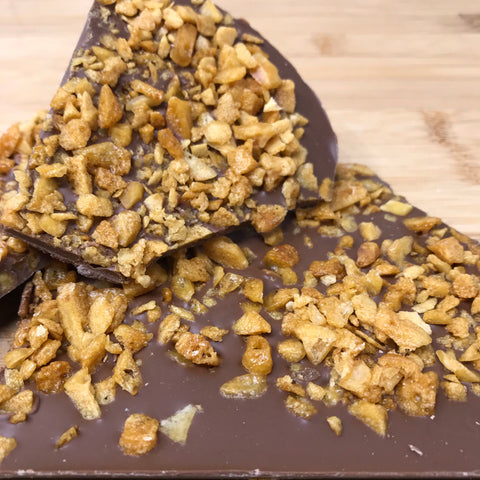 Milk Chocolate and Honeycomb Slab