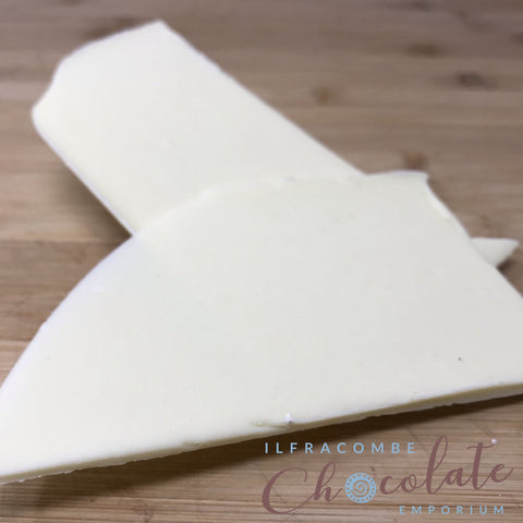 White Chocolate Slab