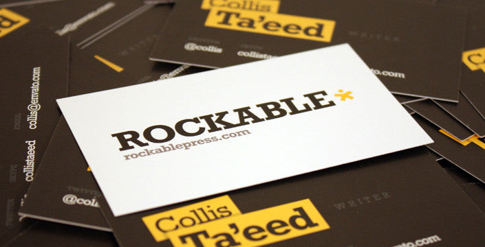 Rockable Cards