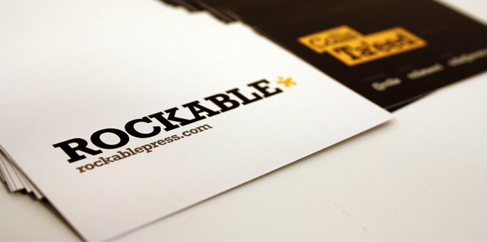 New: Rockable Cards