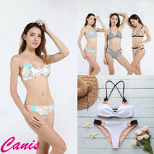 Load image into Gallery viewer, G-string Thong Set Swimwear Bathing Suit