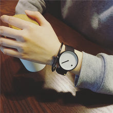 Minimalist style creative wrist watches