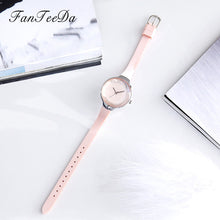 FanTeeDa Brand Fashion Silicone Strap Luxury Watches