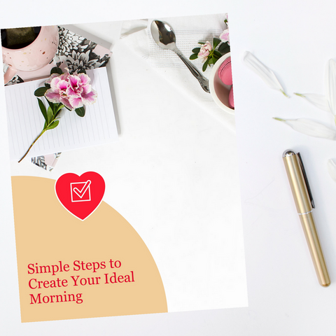Simplify Your Morning Workbook