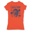 Lucha-Libre-Blue-Panther-Cover-Orange-Womens-T-Shirt