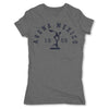 Lucha-Libre-Arena-Mexico-1956-Grey-Womens-T-Shirt