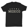 Lucha-Libre-Arena-Mexico-Black-Mens-T-Shirt