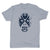 Lucha-Libre-Atlantis-Mask-Grey-Mens-T-Shirt
